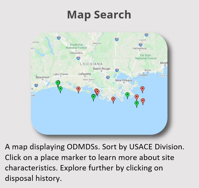 Map Search